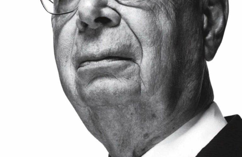 Карл Шваб - один из идиологов нового мирового порядка