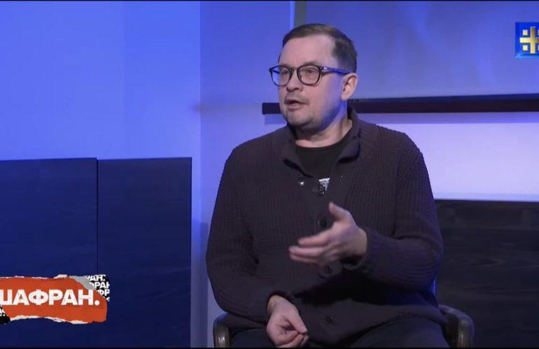 Выступление Игоря Шнуренко в программе Анны Шафран на канале «Царьград»